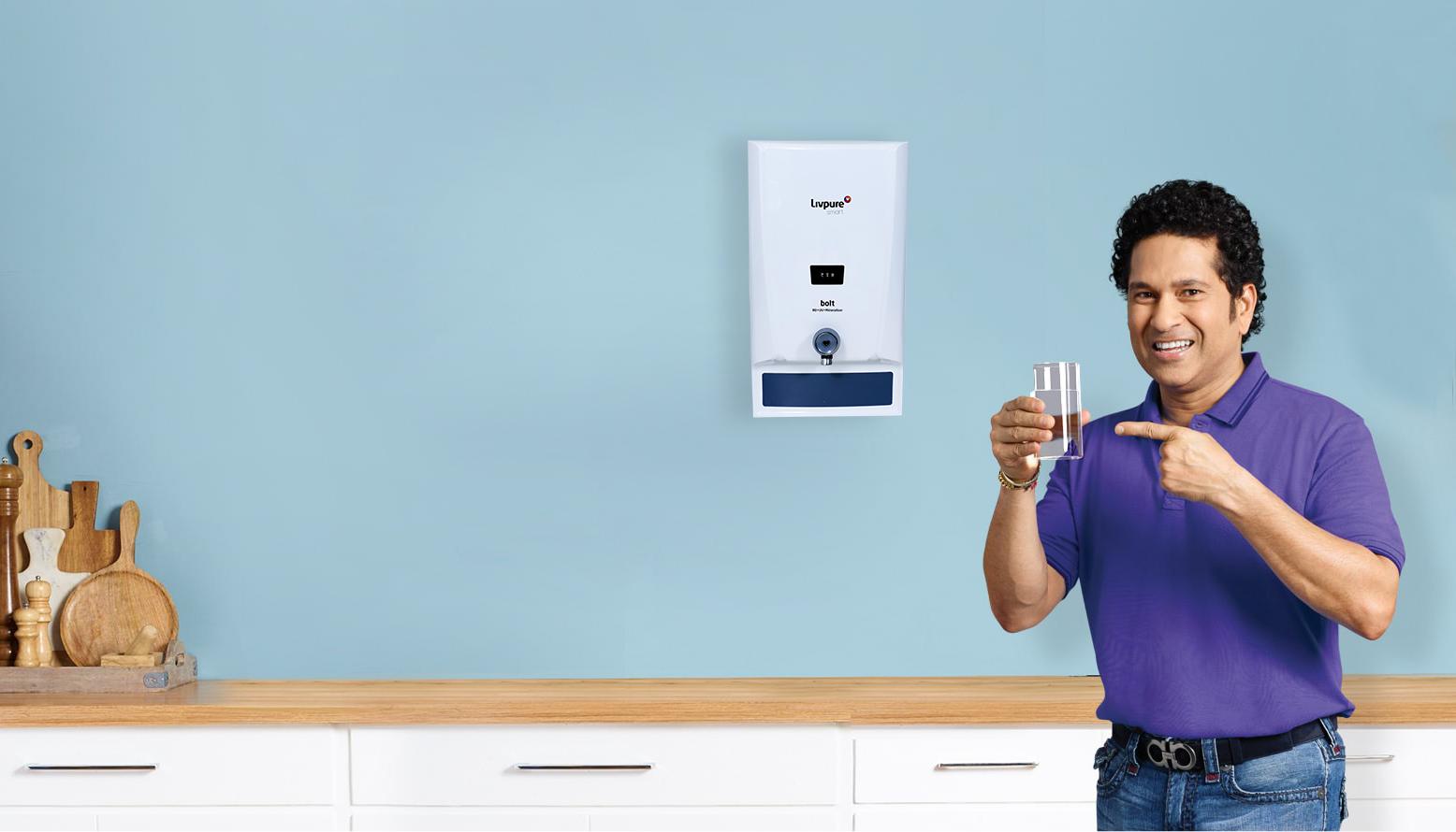 Rent A RO Water Purifier | LivpureSmart